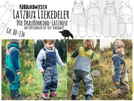 Latzbux Liekedeler 80-134
