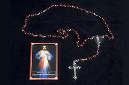 Barmherzigkeitsrosenkranz mit Anleitung zum Beten