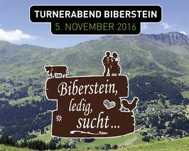 Film Turnerabend Biberstein 2016