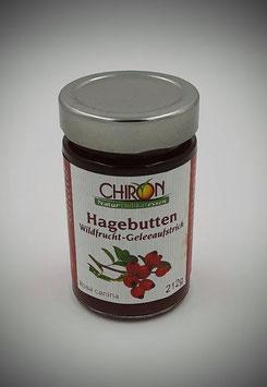 CHIRON   HAGEBUTTEN - WILDFRUCHT - GELEEAUFSTRICH