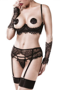 7 piece set: 'Lace me up' by Grey Velvet