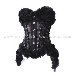 'Diamonds' corset