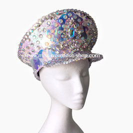'Bubblegum Glam' officer hat
