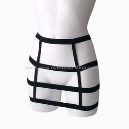 'XXX' harness skirt