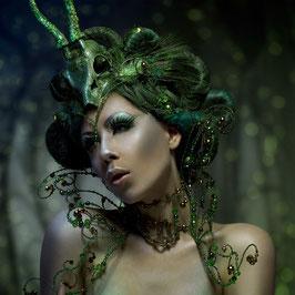 'Absinthe Fairy' wig