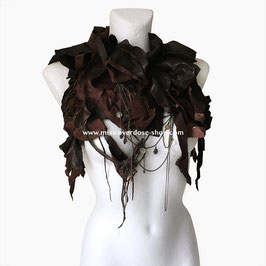 'Apocalypso' collar/ shrug