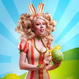 'Bunny' wig