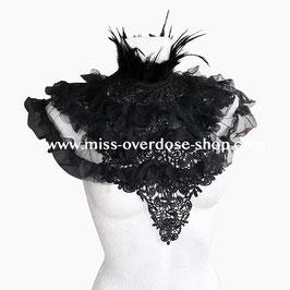 'Baroque' collar