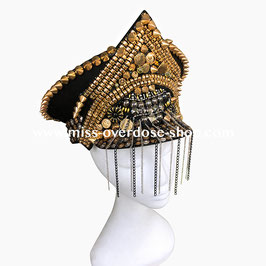 'Glam Rock' officer hat