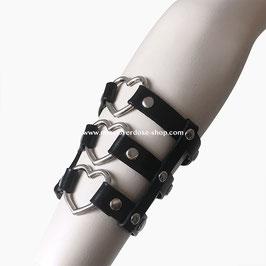 'Eclipse' harness cuffs