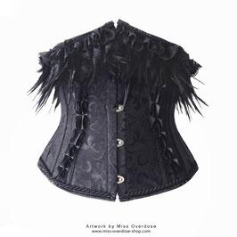 'Diva' underbust corset