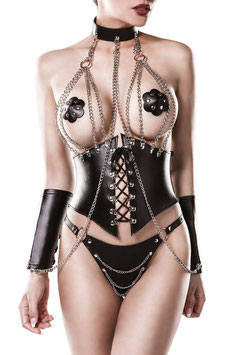 6 piece set: 'Provocateur' by Grey Velvet