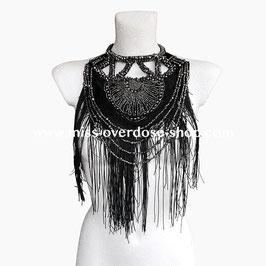 'Metalicious' collar