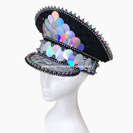 'Holographic' officer hat