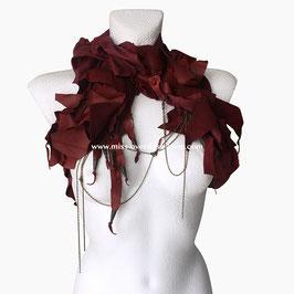 'Aphrodite' collar/ shrug