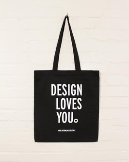 TOTE BAG - Design Loves You