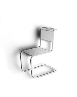 BROOCH - Chair S33 | Mart Stam (artistic copyright)