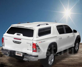Кунг Maxtop 3 Premium  Full Option для Hilux REVO