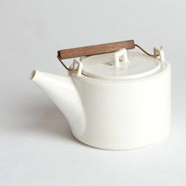 Teekanne weiß