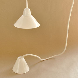 Lampenbausatz klein mit Baldachin