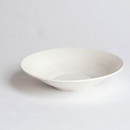 Teller aus Porzellan klein