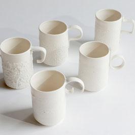 Tassen aus Porzellan