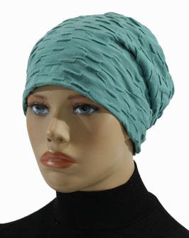 Damenmütze Beanie Mütze Jersey Chemo Cap Lara
