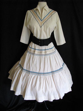 "True Vintage 50er Jahre Rockabilly Western Styl ""Country"""