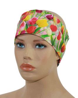 Damen Stirnband Haarband Tulpen Irene