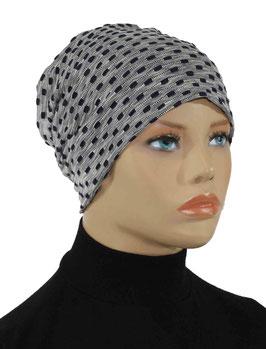Damenmütze Long Jersey Beanie Mütze Kaja
