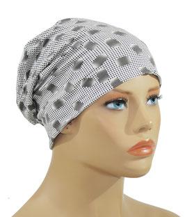 leichte Chemo Mütze grauton Alea