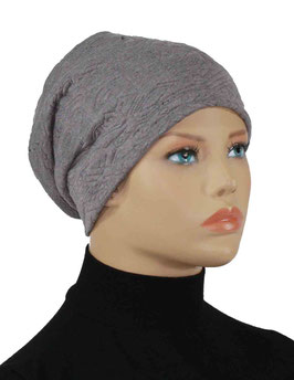 Beanie Mütze Jersey Mütze Chemo Cap Rihanna malve