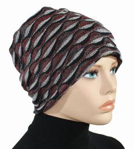 Damen Beanie Mütze Jerseymütze Chemo Mütze Maxi