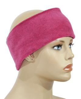 Stirnband Fleece pink Lise