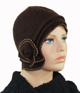Winter Cloche braun McBurn Ilse