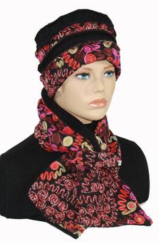 Damen Winterset Mütze & Schal  Minna