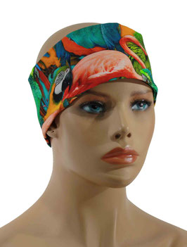 Damen Stirnband Haarband Fatma Paradiesvogel