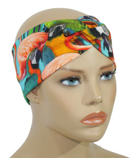 Turban Stirnband Jersey Haarband Fatma
