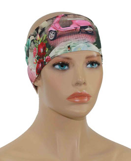 Stirnband Haarband Vintage Vespa