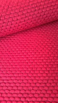 Walk - Strickstoff Pink