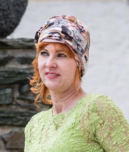 Beanie Mütze Damenmütze Vintage Dorle