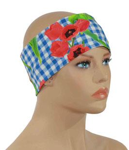 Stirnband Haarband Vichy Karo