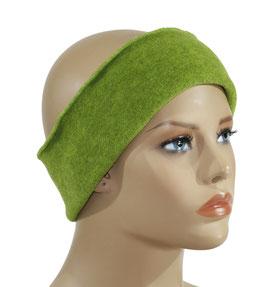Stirnband Fleece grün Pina