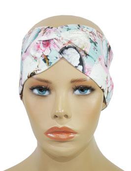 Turban Stirnband Haarband pastellfarben Vintage Pania