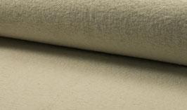 Walkloden ecru aus reiner Wolle