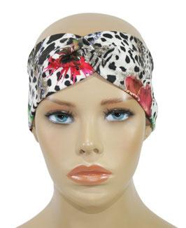 Turban Stirnband für Damen Tiermuster Tinga