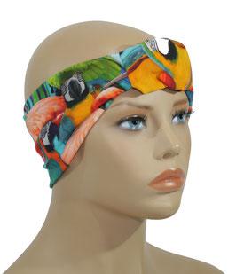 Knoten Stirnband Jersey Haarband Fatma