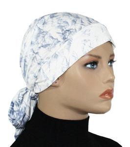 Chemo Kopftuch Bindemütze batik Inka