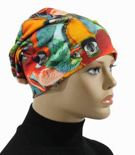 Damenmütze Beanie Mütze - Chemo Cap bunt Fatma
