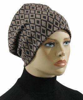Damen Beanie Wintermütze Jerseymütze Emilia